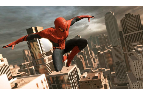 The Amazing Spider-Man Video Game Will Be Playable At E3 ...
