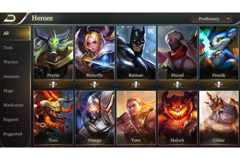 Arena Of Valor APK 1.34.1.10 Download - Great MOBA game ...