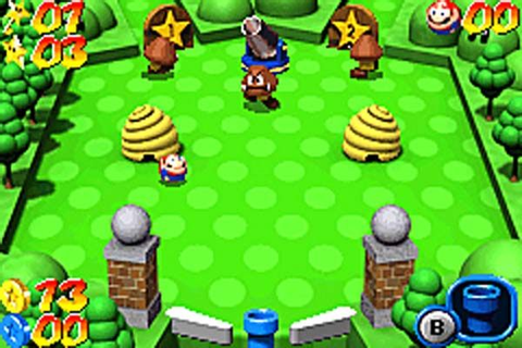 Super Mario Ball › Games-Guide