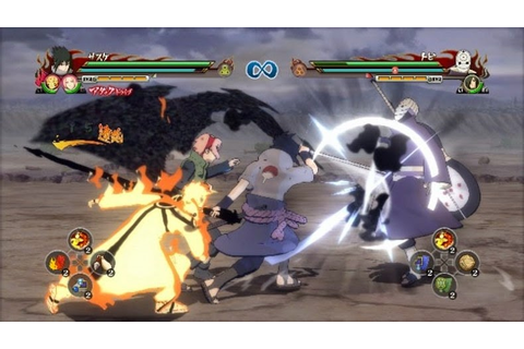 Free Download Naruto Shippuden Ultimate Ninja Storm ...