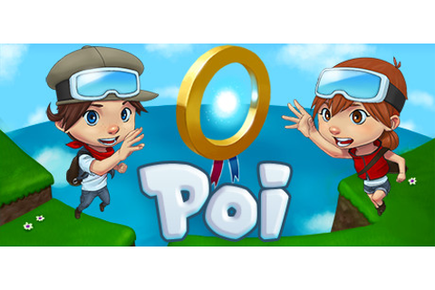 Save 34% on Poi on Steam
