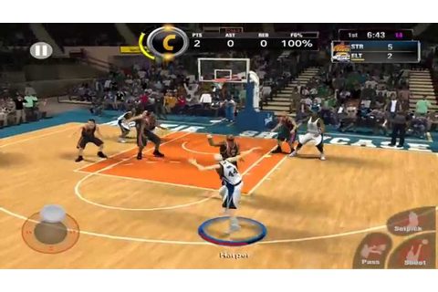 NBA 2K15 Career mode Game iPad iPhone video review - YouTube