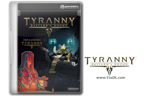 Tyranny Bastards Wound Game For PC A2Z P30 Download Full ...