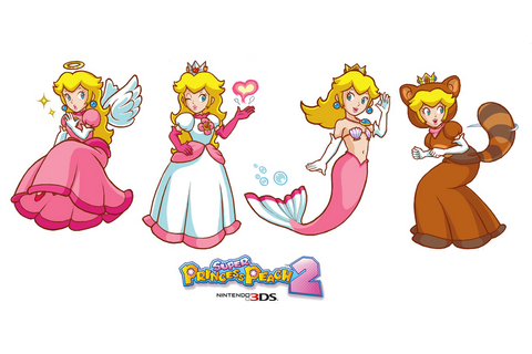 "Nintendo declares August ""The Month of Princess Peach ..."