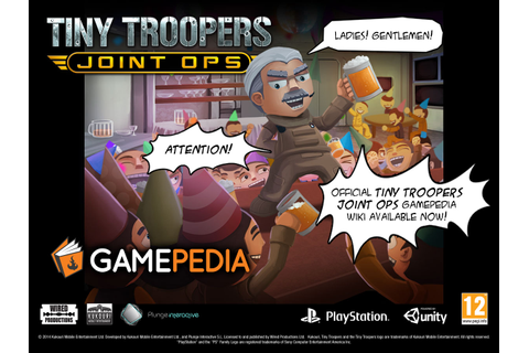 Official Tiny Troopers Joint Ops Gamepedia Wiki | Wired ...