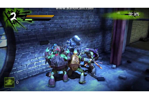 Teenage Mutant Ninja Turtles Out of the Shadows PC GAME HD ...