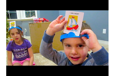 HEAD BAND GAME! - YouTube