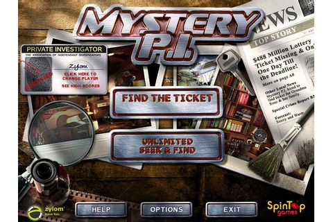 Mystery P.I. - The Lottery Ticket | GameHouse