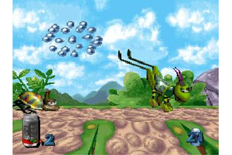 Bug! Download (1996 Arcade action Game)