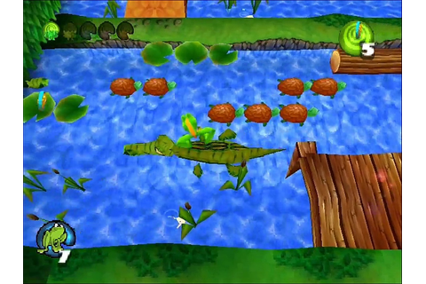 Frogger 2: Swampys Revenge Download Game | GameFabrique