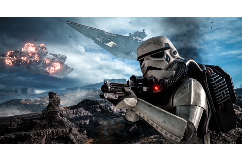 Wallpaper Star Wars Battlefront, DICE, Best Games, game ...
