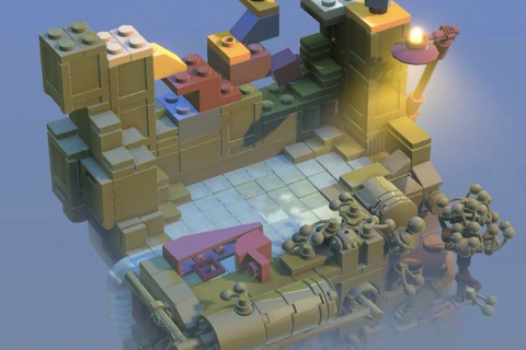 Apple Arcade just got a gorgeous Lego game called Builder ...