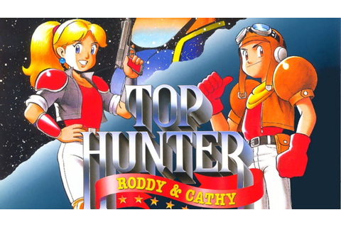 Arcade Longplay [9] Top Hunter - Roddy & Cathy - YouTube