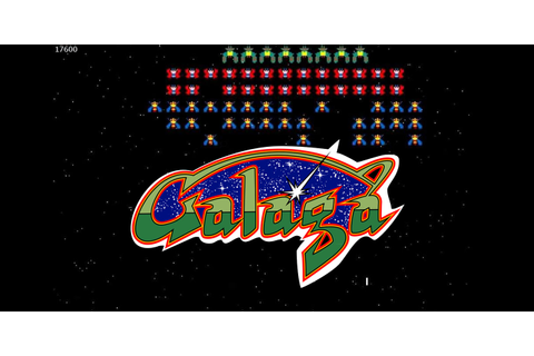Galaga Being Developed Into Animated Series | Screen Rant