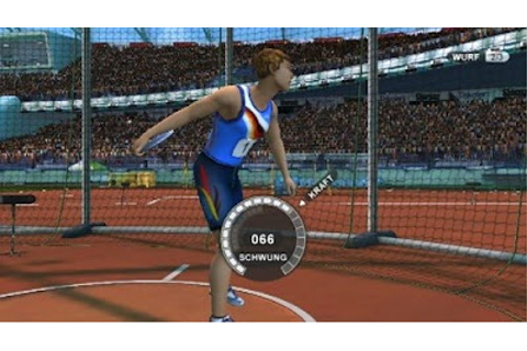 Free Download Pc Games: Summer Athletics 2009