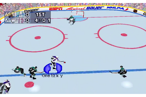 NHL Powerplay 96 Download Game | GameFabrique