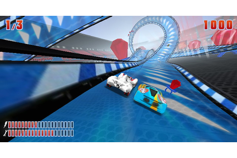 Topps Speed Racer Candy Tracks online racing game - RingPo ...