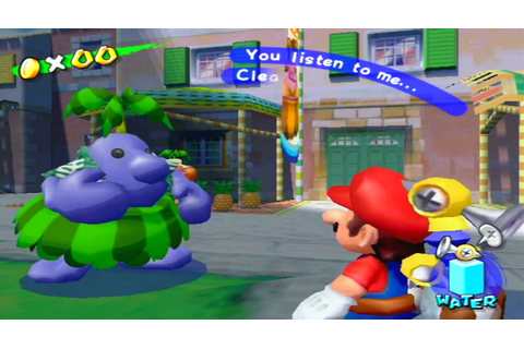 Super Mario Sunshine Download Game | GameFabrique