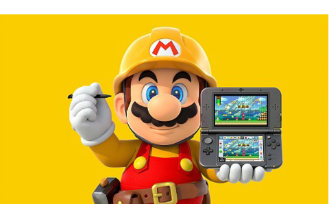 Is there a Super Mario Maker 2 3DS version? - GameRevolution