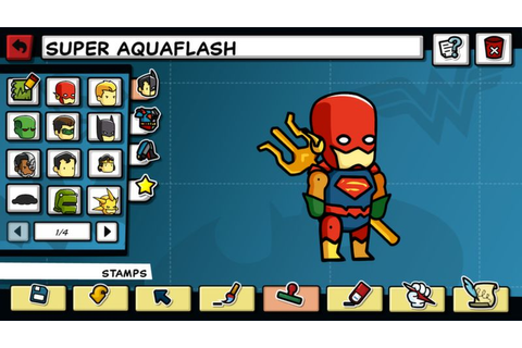 Buy the game Scribblenauts Unmasked: A DC Comics ...