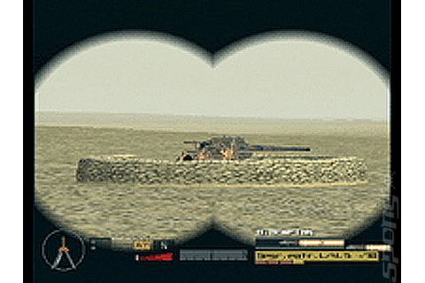 Screens: Panzer Front: Ausf.B - PS2 (1 of 3)