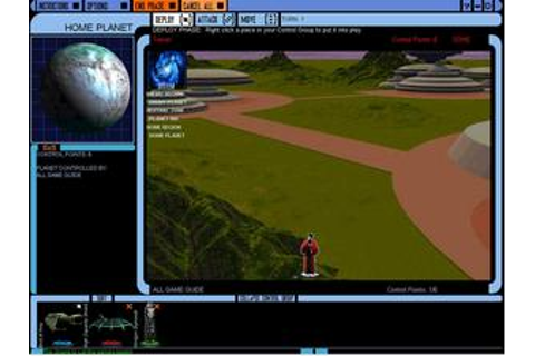 Star Trek: ConQuest Online Download (2000 Strategy Game)