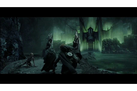 LOTR The Return of the King - Minas Morgul - YouTube