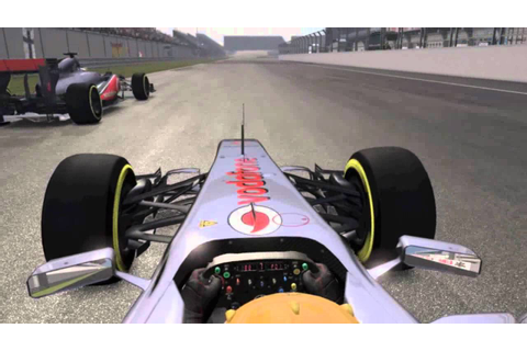 F1-2011 The Game Intro Soundtrack [HD] - YouTube