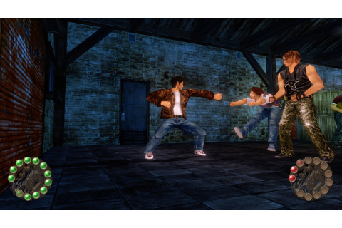 Shenmue I & II - PS4 Review - PlayStation Country
