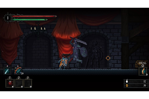 Death's Gambit is a Promising Souls-like 2D Action Platformer