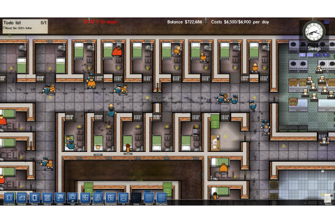 Preview – Prison Architect (PC) | Game Side Story - L ...