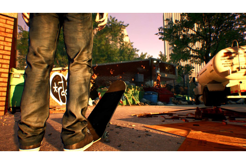 Session Brings Skateboarding To Xbox One - Sports Gamers ...