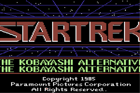 Download Star Trek: The Kobayashi Alternative - My Abandonware