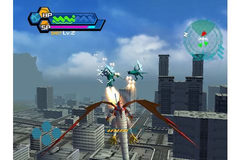 Dragon Drive: D-Masters Shot (2003) by Bandai GameCube game