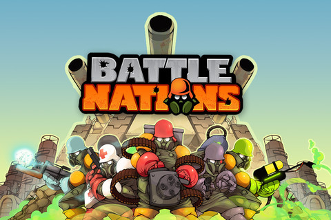 Tapjoy Games Battle Nations | GamesWorld