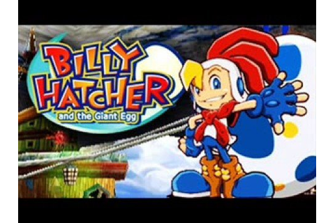 Billy Hatcher and the Giant Egg OST - Chant this charm ...