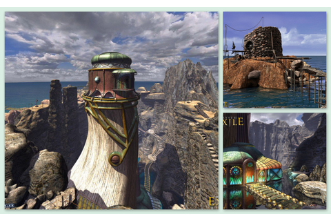 have you ever seen the… MYST? – Sapte Stele / Seven Stars