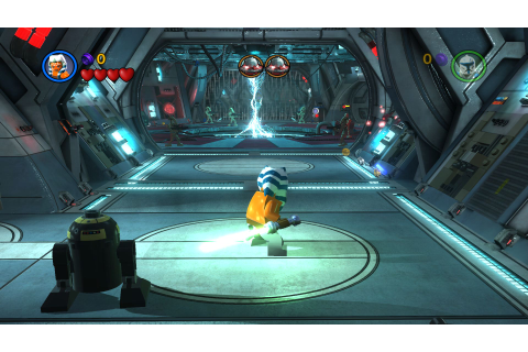 Download LEGO Star Wars III - The Clone Wars Full PC Game