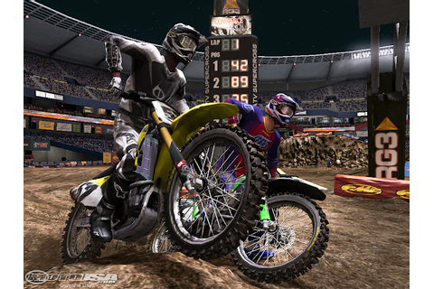 Game Gratis Yamaha Supercross Download Full : Game PC ...