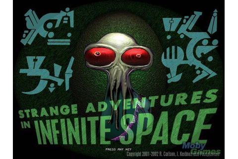 Download Strange Adventures in Infinite Space (Mac) - My ...