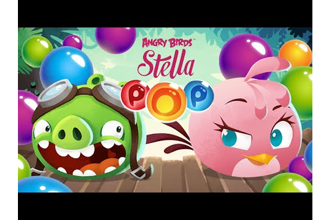 Angry Birds Stella POP! Official Gameplay Trailer – out ...