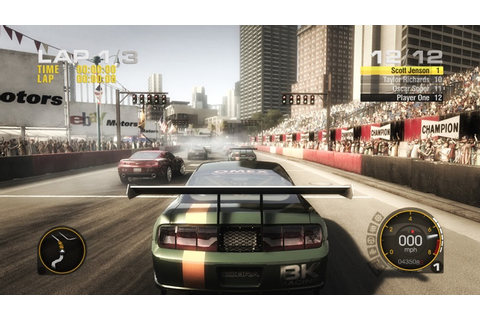 Race Driver: GRID PC Game Full - SuperNova Jogos