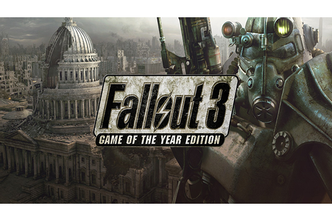 Fallout 3: Game of the Year Edition Free PC Game Archives ...