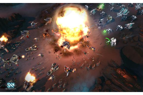 Supernova hands-on: A MOBA you make your own | PCWorld