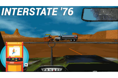 Game Play | Interstate '76 1997 gameplay - YouTube