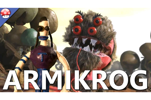 Armikrog Gameplay PC HD [60FPS/1080p] - YouTube