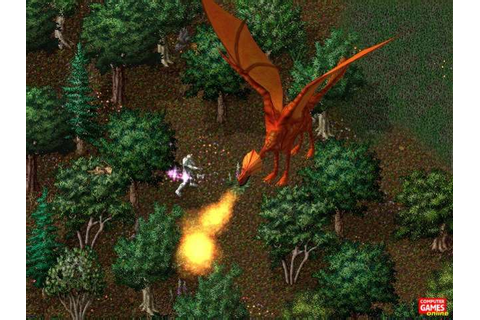 Ultima Online: Third Dawn - Karta hry | Games.cz
