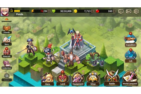 Nexon Updates Medal Masters, Legion Of Heroes, And Fantasy ...
