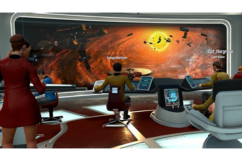 New Videos And Images For Star Trek: Bridge Crew VR Game ...