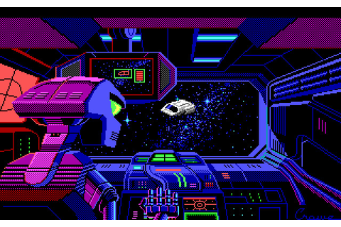 Space Quest III: The Pirates of Pestulon (1989 - DOS ...